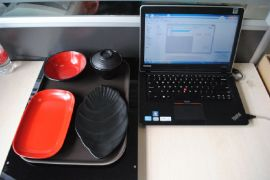 智能餐盘/电子餐盘/快速结算系统