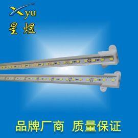 5730硬灯条展柜 灯箱 珠宝柜台定制 72灯/米尺寸任意订做