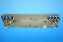 带NTC LED数码管显示器温度控制板电路板PCB电路板线路板开发设计