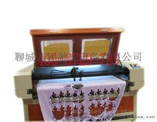 1610型服装毛绒玩具皮革激光切割机