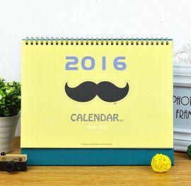专业印刷台历,2016年企业宣传台历专版,珠海台历订做找那家公司