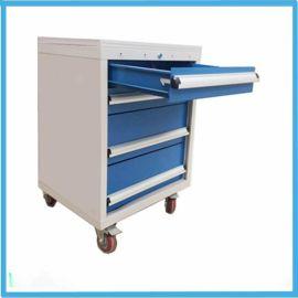 加厚安全抽屉式工具柜重型可推工具车五金工具柜多功能四抽