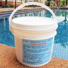 郑州泳池常用消毒剂,除藻剂,泳池消毒剂供应商