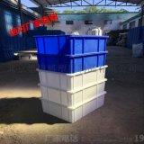 药品箱物流箱塑料零件箱