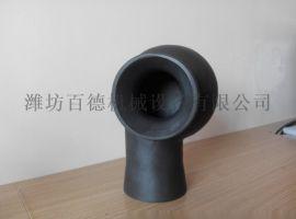 電廠3寸Dn80碳化矽渦流切線空心錐漿液噴嘴