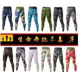厂家   男神运动户外速干裤 骑行跑步健身服 运动紧身裤长