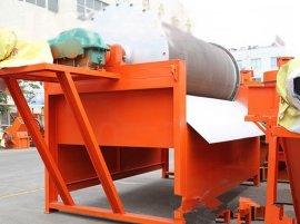 厂家直销滚筒干式磁选机平板磁选机尾矿回收机选矿设备详细参数