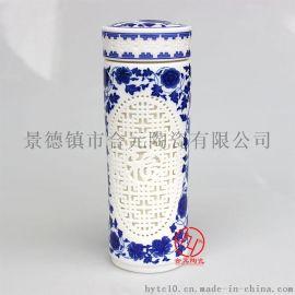 双层陶瓷杯子定制定做价格