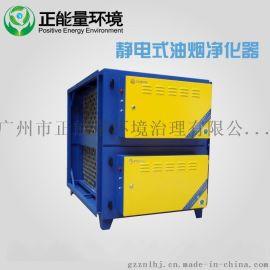 正能量厨房静电式负离子油烟净化器