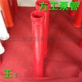 双层耐磨泵管厂家 耐磨管 车泵管