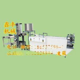 东北干豆腐机厂家 干豆腐机多少钱一台 免费培训技术