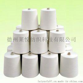 德州莱悦 在机生产 现货销售 比马棉 匹马棉 40s精梳皮马棉 针织用纱 质量可靠