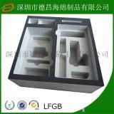 高密度包装海绵 包装海绵内衬 防震EVA包装海绵