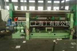 上海W11S-12x2000液压上辊万能卷板机