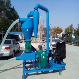 粉煤灰  风力吸料机 荞麦颗粒装车吸粮机