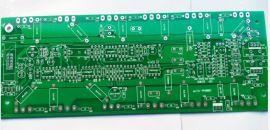 FR4 绿油白字 双面线路板