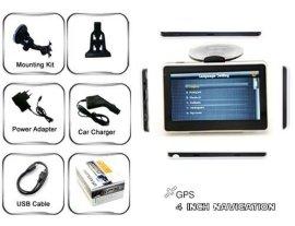便携式GPS导航仪