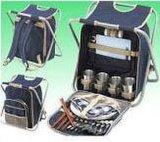 201310150089烧烤世家 户外烧烤 野餐包 便携超大 双肩包 大容量 餐具包