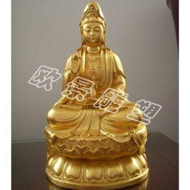 铜佛像,铜雕佛像,三世佛,三宝佛