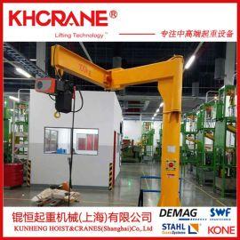 0.5吨移动式独臂 行车各种型号立柱式悬臂起重机  悬臂吊