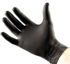 一次性丁腈手套-黑色