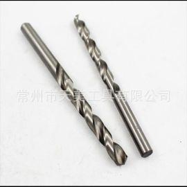 钻头批发 高速钢全磨制 直柄麻花合金钻头 可定制