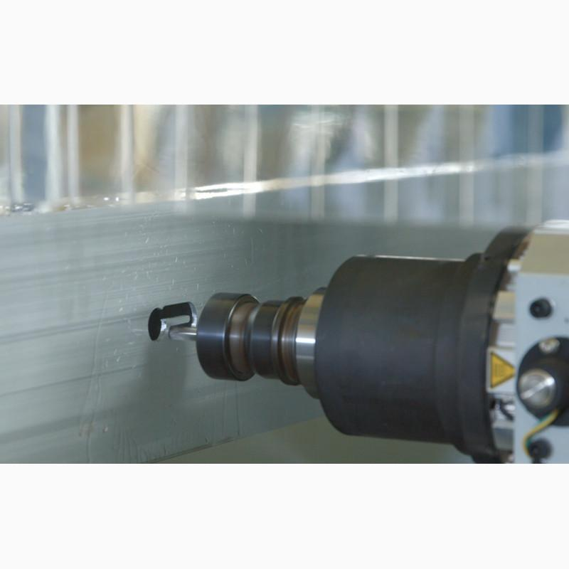 铝型材龙门铝型材四轴数控加工中心