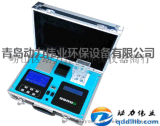 電池供電DL-600B型便攜式多參數水質檢測儀廠家