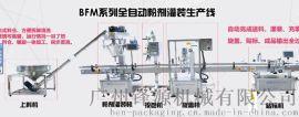 专业生产全自动粉剂灌装线 奶粉蛋白粉香精香料粉体灌装机