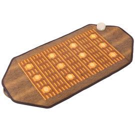 锐斯特麦饭石坐垫玉石沙发垫电气石理疗垫