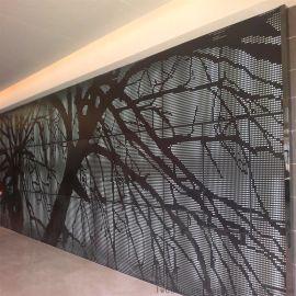 花纹幕墙铝板,花纹铝板吊顶