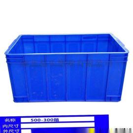 塑料周转箱塑料框物料箱塑胶筐胶框周转筐货架储物箱