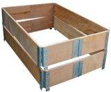 歐標托盤圍板箱A滄州歐標托盤圍板箱廠家直銷
