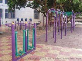 小区  健身路径器材组合健身路径器械厂家直销