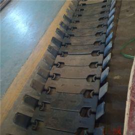 锻打装载机防滑保护履带 防滑链生产厂家