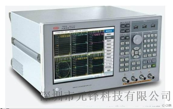 網路分析儀 TIANDA/TD3619C(100kHz-8.5GHz)向量網路分析儀