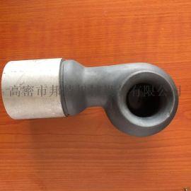 安装/碳化硅喷嘴/烧嘴套/碳化硅喷头/转角空心锥喷嘴 不锈钢空心锥形喷头
