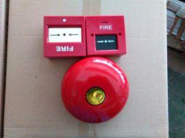 桂安J-SJP-M-1手动报警按钮