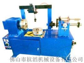 广州不锈钢圆球立式环缝焊接机 排气管环缝焊机 多工位全自动环缝焊机