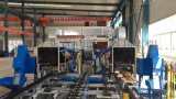 北鋼聯—自動化焊接生產線