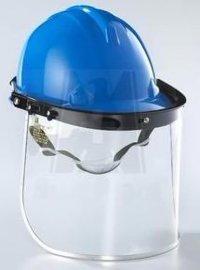 液化天然气LNG防飞溅面罩(加气站低温液体头盔式防护面罩)