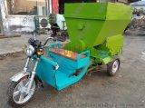 内蒙古各大养殖基地专用撒料车 撒料车厂家直销