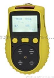 手持式的经济型多气体报警仪LB-BS4四气体检测仪