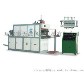 自动塑料热成型机(塑料制杯机)