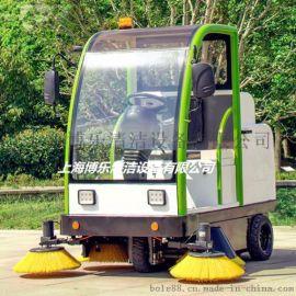 上海物业小区用驾驶式扫地机