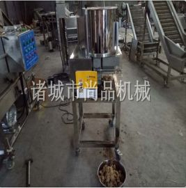 鱼糜自动成型机 虾仁饼成型机 牛肉饼成型机