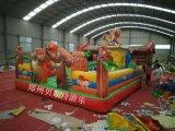 河南安阳林州市充气城堡充气蹦蹦床价钱优惠质量最优