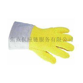 霍尼韋爾 接觸熱防護3級350℃耐高溫防割手套 2232688 9碼