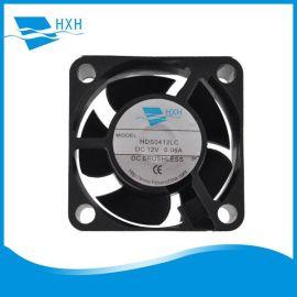 厂家直销逆变器电源4020散热风扇40*40*20MM 12V直流无刷小风扇