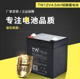 12V4.5AH铅酸蓄电池厂家直销有源电瓶音箱蓄电池 储电量更持久
